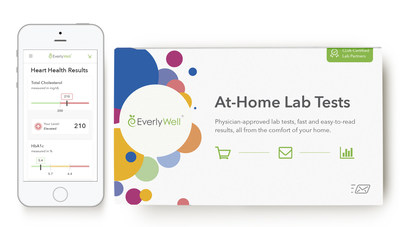 EverlyWell offers 35 validated lab tests that start at $49 and include Food Sensitivity, Fertility, Cholesterol, STDs, Thyroid and more. The company's mission is to provide everyone access to transparent and insightful lab tests to help them take control of their health.