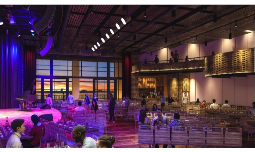 City Winery New York City's Urban Winery & Live Music Venue New Flagship Location at Pier 57 in Hudson River Park