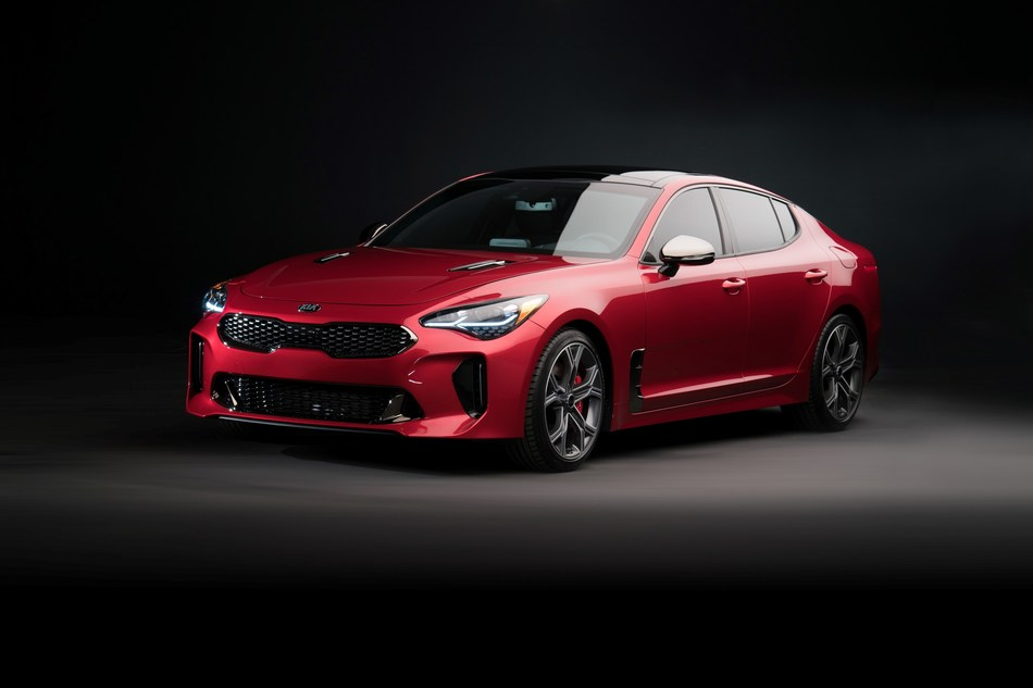 Kia Stinger Receives First-Ever J.D. Power Engineering Award for Highest Rated All-New Vehicle