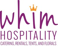 Whim Hospitality is a leading events company in Central Texas, with catering, rentals, tents, and floral services. Whim is based in Dripping Springs, Texas, with an additional office and show room in Austin. (PRNewsfoto/Whim Hospitality)