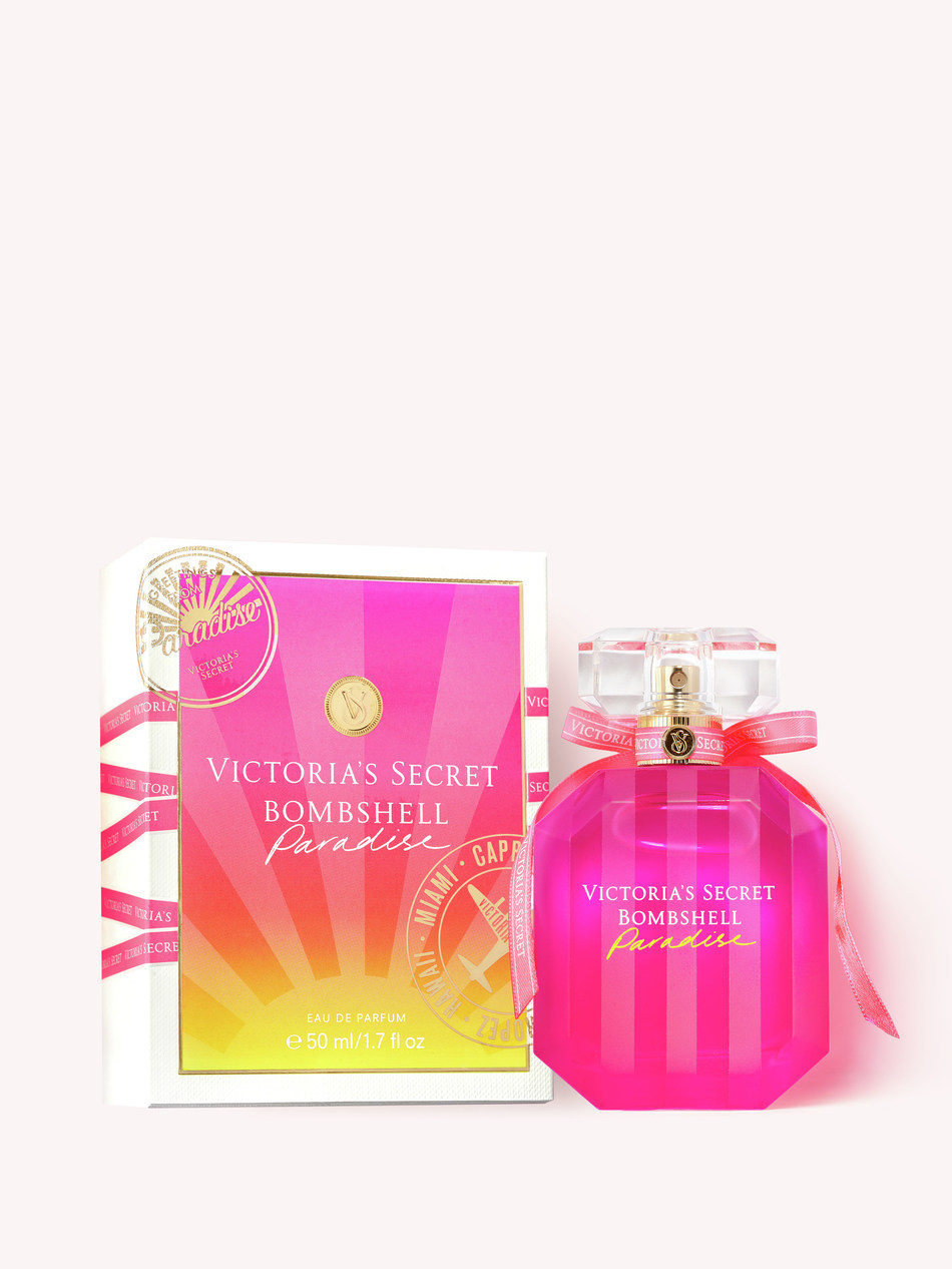 Victoria's Secret Launches New Summer Fragrance Collection, Bombshell Paradise