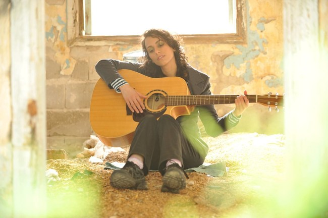 Lital Yohay, the singer song writer from Israel