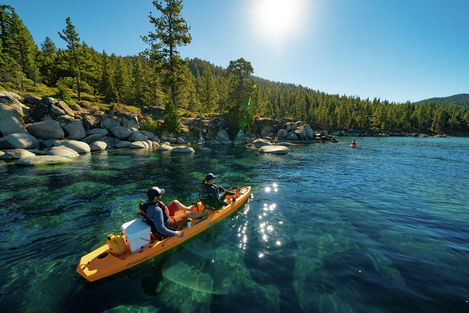 This year, REI Co-op will offer customers more ways to enjoy their favorite watersports by adding Hobie products to its line of specialty water brands, adding boathouse activity centers and paddling experiences across the country, and increasing its demo and rental options.