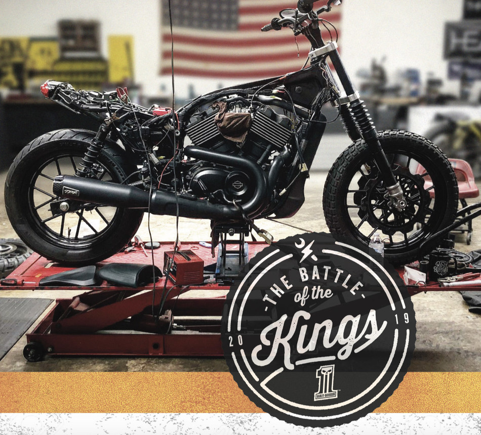 """HARLEY-DAVIDSON TEAMS WITH LOCAL TRADE SCHOOLS FOR """"BATTLE OF THE KINGS"""" CUSTOM BIKE BUILD COMPETITION - Fans to Help Select Winning Designs by Voting Now"""