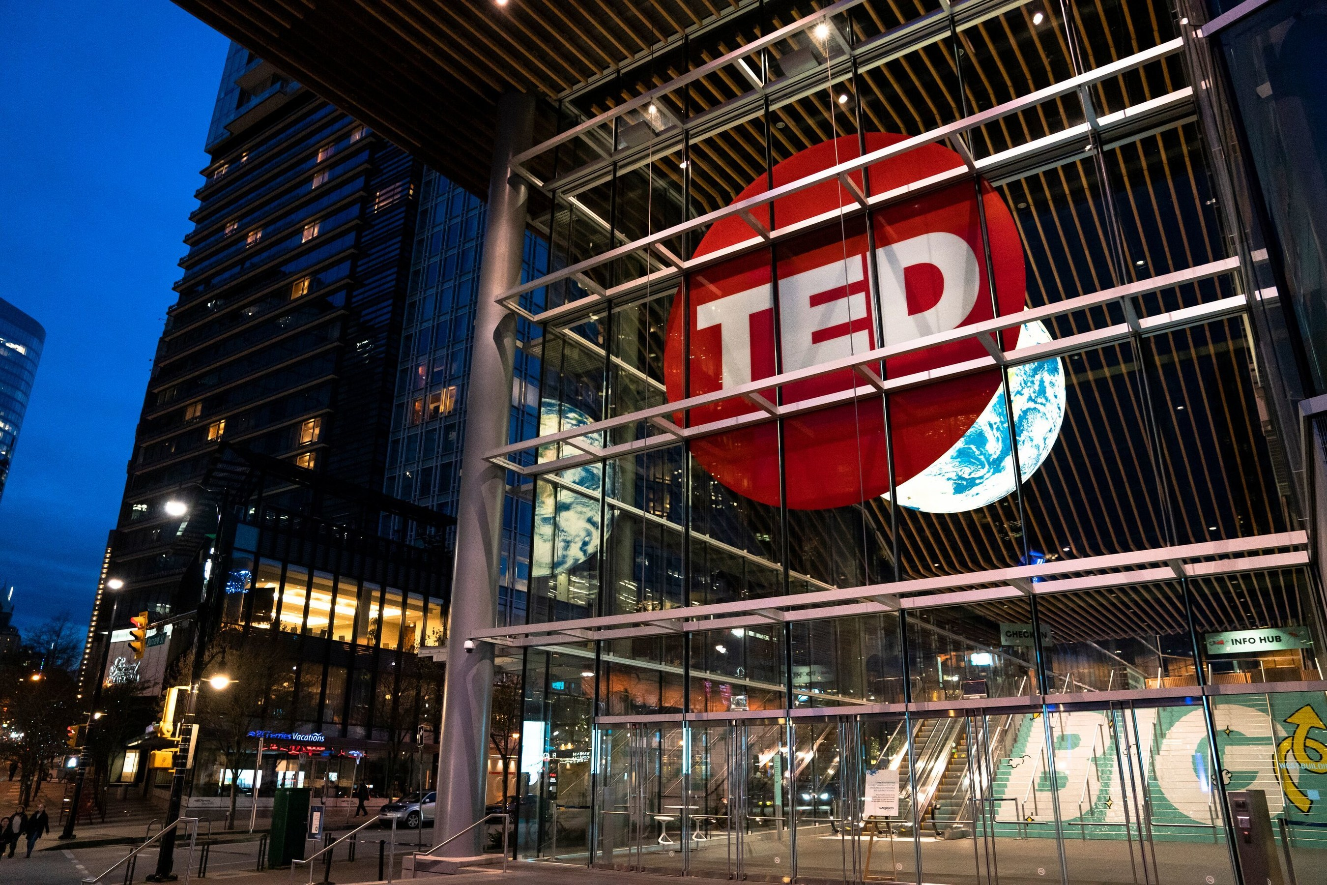 Image result for TED this year's conference has kicked off in Vancouver