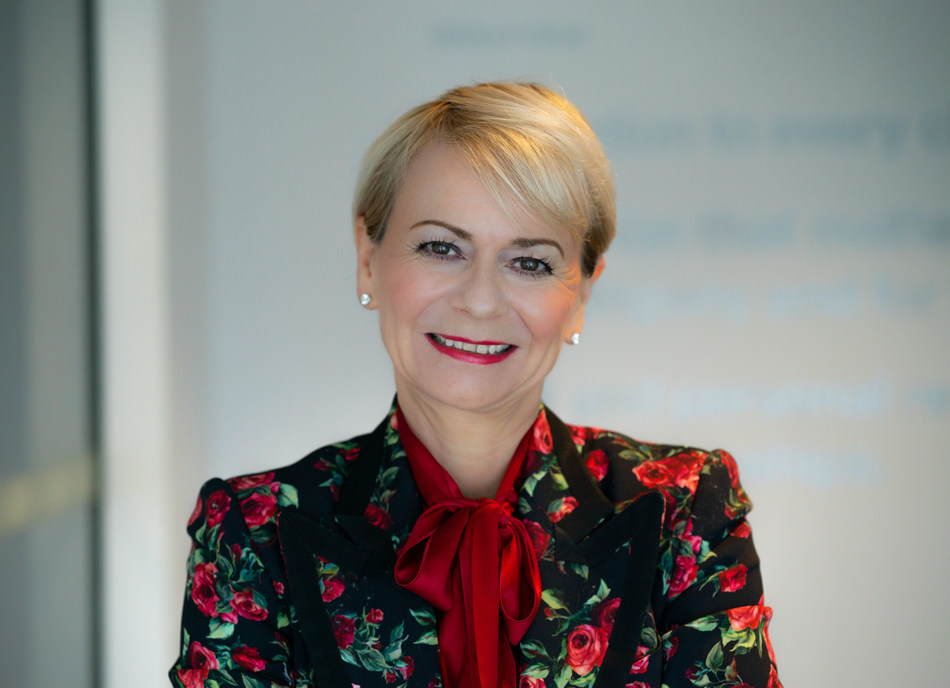 Harriet Green, CEO & Chairman of IBM Asia Pacific
