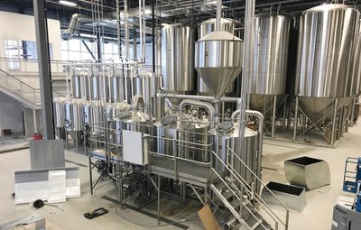 The brewing machines made by DME