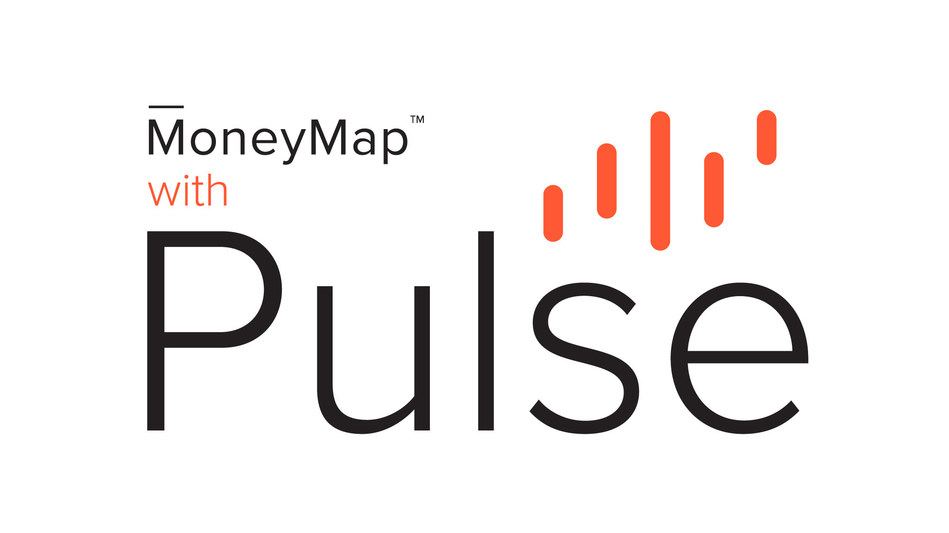 MoneyMap with Pulse Logo