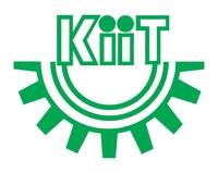 KIIT Deemed to be University logo (PRNewsfoto/Kalinga Institute of Industrial)