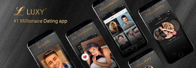 Luxy is the leading dating app for successful people