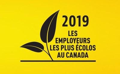 Vidéotron parmi les employeurs les plus verts au Canada (Groupe CNW/Vidéotron)
