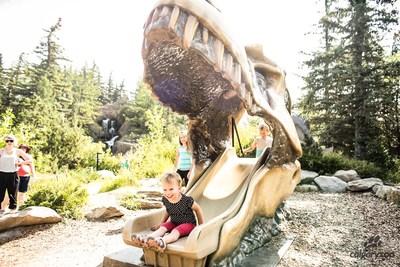 Prehistoric Park - Calgary Zoo (CNW Group/Calgary Zoo)