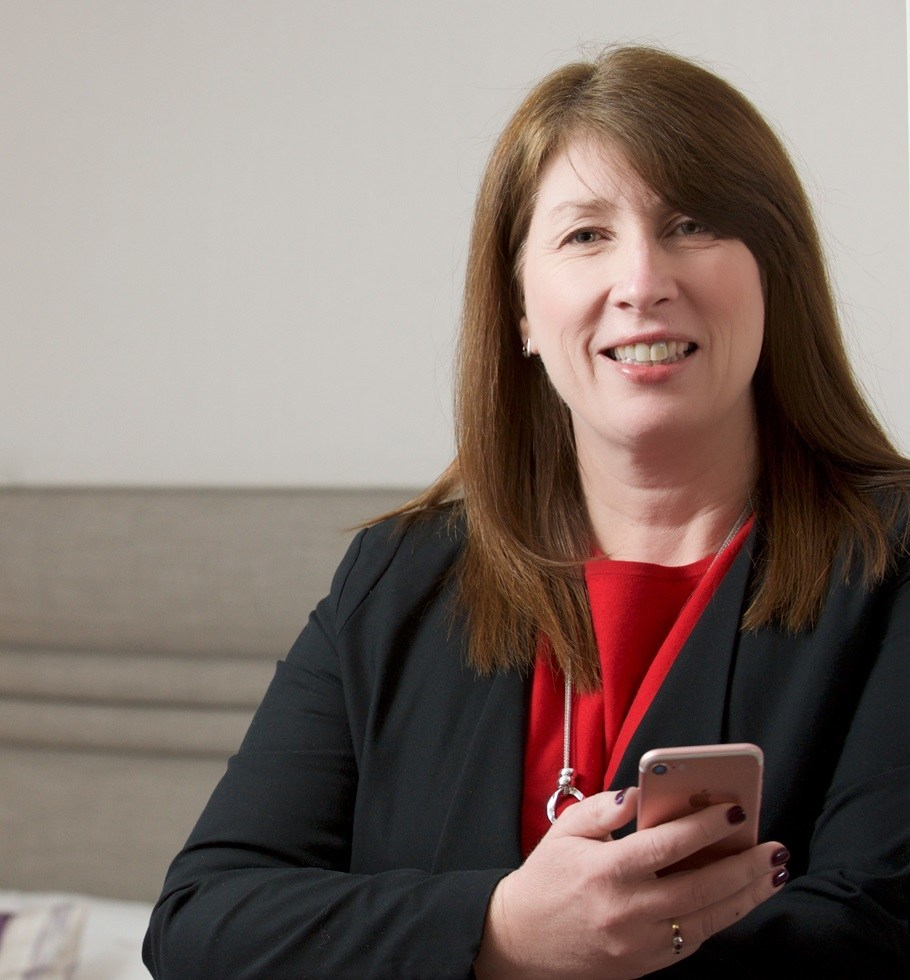 Julie Grieve, Founder and CEO of Criton