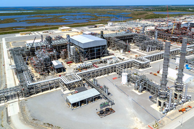 Cameron LNG Train 1