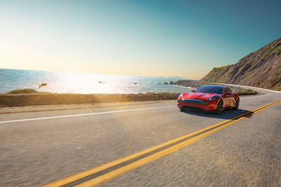 The 2020 Karma Revero GT, available for sale during the second half of this year, is new from the ground up; it's faster, smarter, and even more stunning in design than its predecessor. Karma created a world-class electric drive system that alongside a series of other technological advancements enables the new 2020 Revero GT to be as fast as it looks.