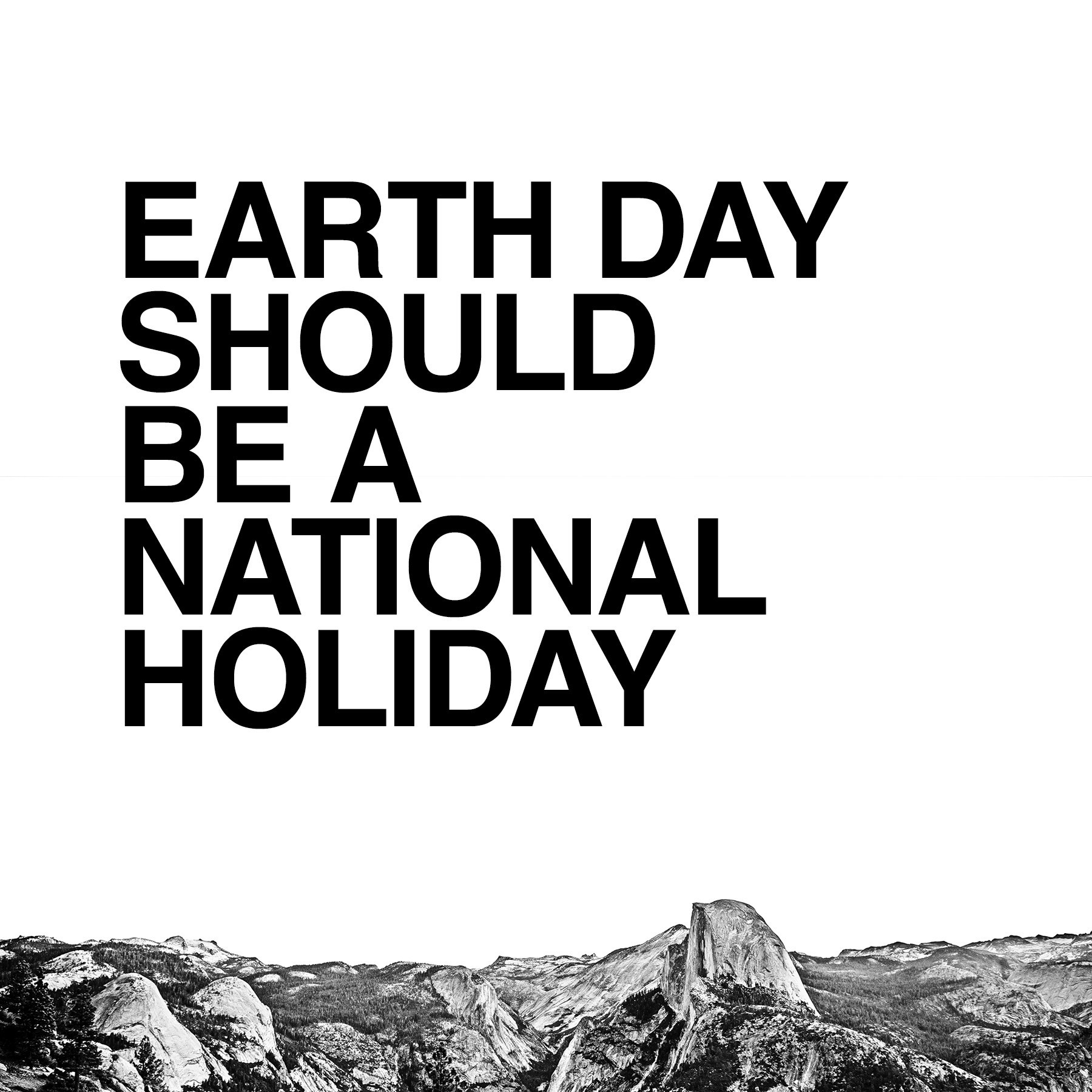 f56e2aa82 The North Face Launches a Global Effort to Make Earth Day a National ...