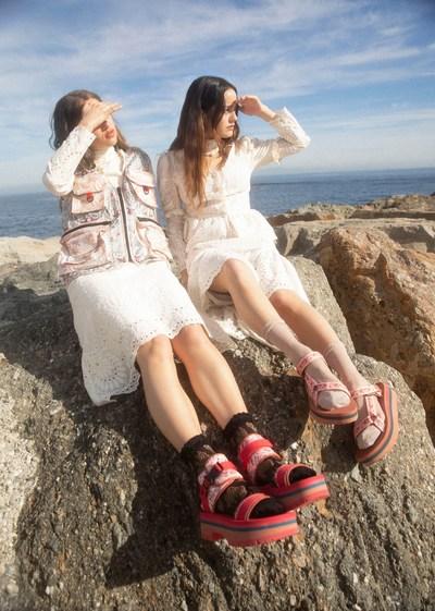 Teva x Anna Sui Collaboration