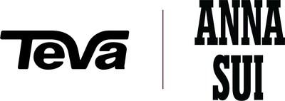 Teva x Anna Sui Logo
