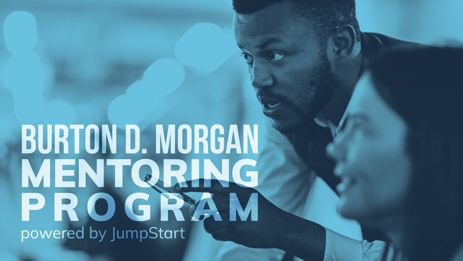 A recently announced $1 million grant from the Hudson-based Burton D. Morgan Foundation will provide continuing support for JumpStart's Burton D. Morgan Mentoring Program. Launched in 2012, the program has served more than 200 companies to date with 180+ mentors volunteering more than 10,000 hours to help entrepreneurs.