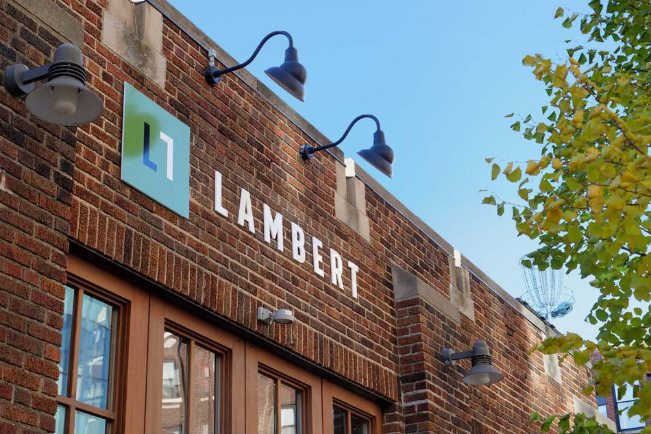 Lambert is headquartered in Grand Rapids, Mich. The firm has offices in Detroit, Lansing, Mich. and New York City.