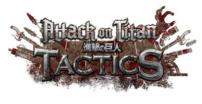 L'attaque du Titan TACTICS logo