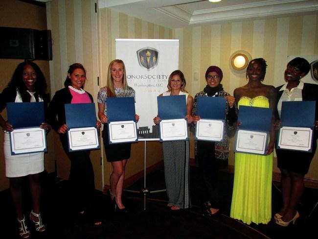 Honor Society Banquet (PRNewsfoto/Honor Society Foundation)