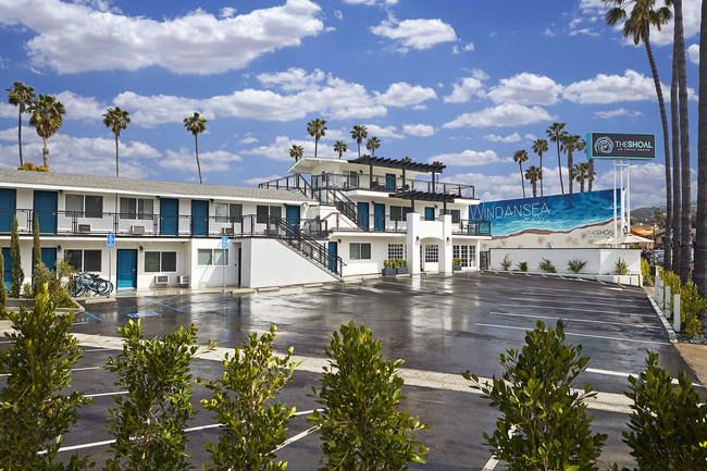 The Shoal la Jolla beach a eco friendly hotel