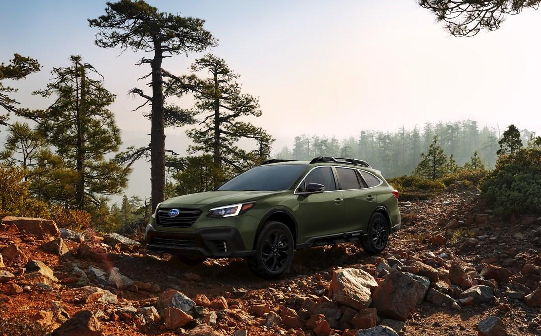 Subaru Debuts All New Sixth Generation 2020 Outback At New York