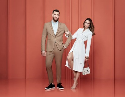 The Rockland Centre unveils its new Ambassadors and its new spring 2019 campaign (CNW Group/Centre Rockland)