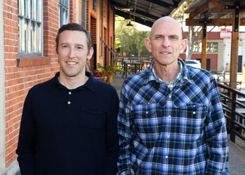 Checkerspot Co-founders Charles Dimmler and Scott Franklin have worked together for over a decade before founding the materials innovation start-up in 2016. By understanding the genetic code of microalgae, they are creating new classes of performance materials.