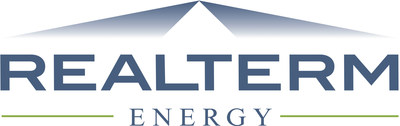 Logo: RealTerm Energy (CNW Group/RealTerm Energy Corp.)