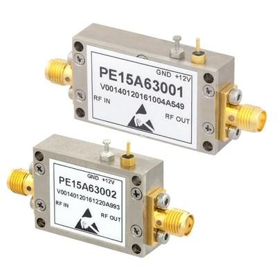 Pasternack推出噪声系数低至0.8dB的输入保护型低噪声放大器新品