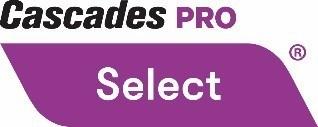 Logo : Cascade PRO Select (Groupe CNW/Cascades Inc.)