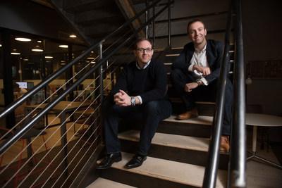 Native co-founders Matt McNabb, CEO (left), and Steven Kashishian, CTO (right)
