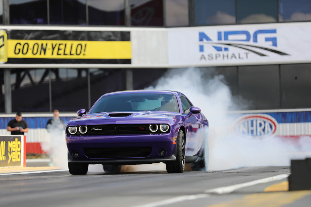 Licensed to Drag: 2019 Dodge Challenger R/T Scat Pack 1320