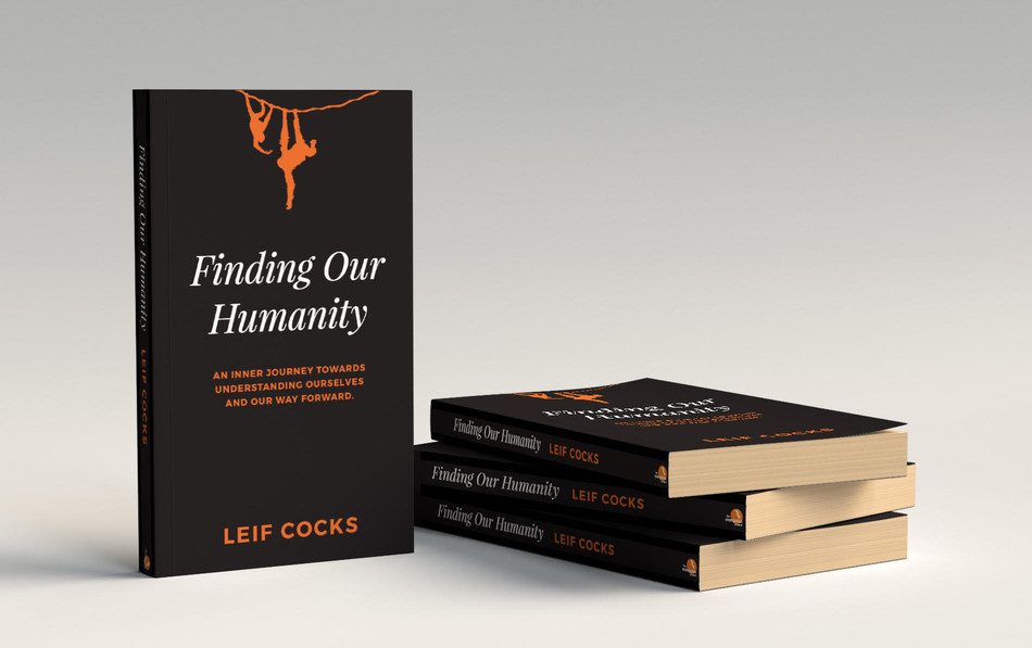 """The Orangutan Project founder Leif Cocks has released a new book entitled """"Finding Our Humanity,"""" which is available on Amazon."""