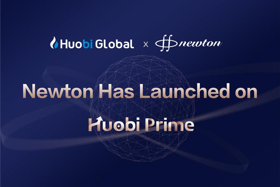 Huobi Prime launches NEW!