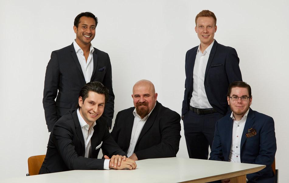 Lyfegen team (PRNewsfoto/Lyfegen HealthTech AG)