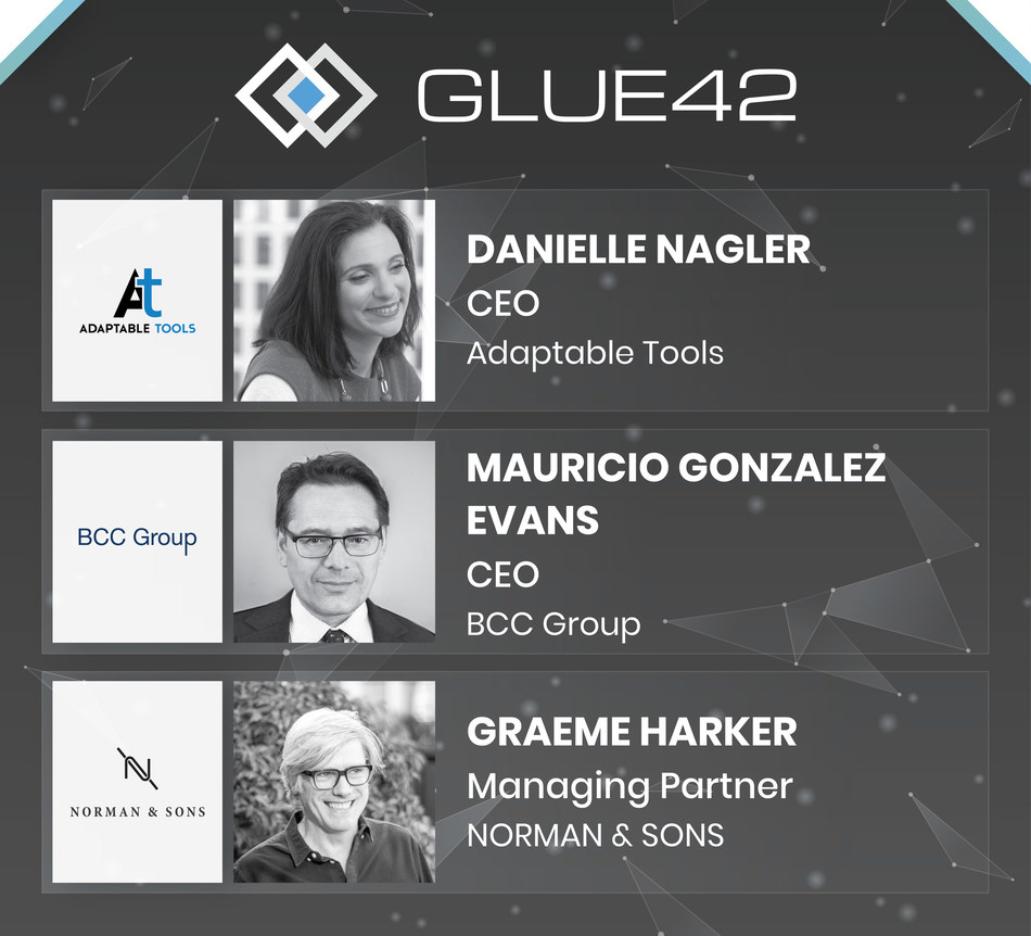 Glue42 Welcomes Adaptable Tools, BCC Group and Norman and Sons to its Financial Desktop Ecosystem.
