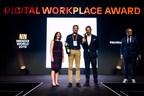Mendix Honors Impact Awards 2019 winners