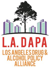 Los Angeles Drug and Alcohol Policy Alliance logo