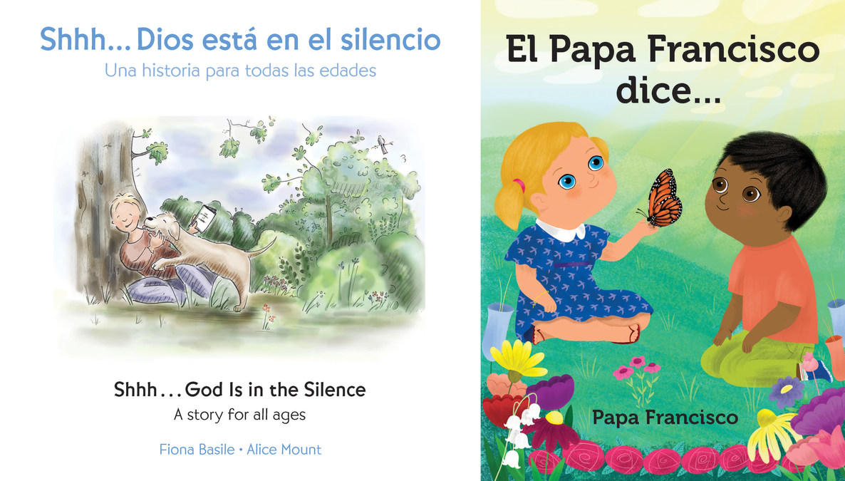 New Children's Books in Spanish and Bilingual Aim to Guide