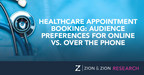 Zion & Zion Study Examines Healthcare Appointment Booking Preferences