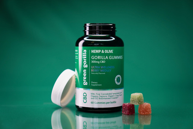 Green Gorilla?, a leading manufacturer and brand of cannabidiol (CBD) products, has added Gorilla Gummies? to its line of organic hemp-derived CBD products. Gorilla Gummies? are available at retailers across the country as well as online at ILoveGreenGorilla.com.