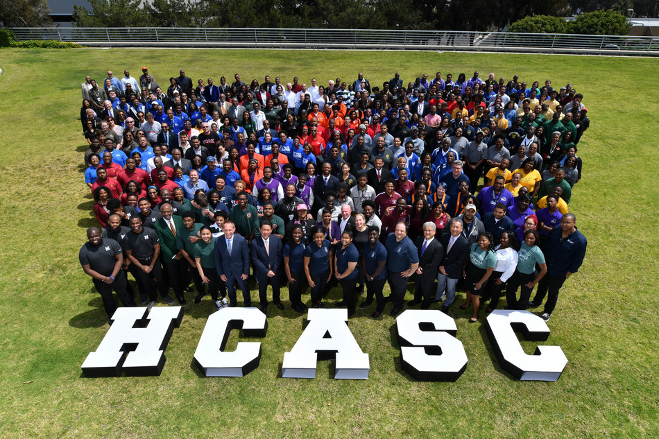 More than 300 Historically Black College and University students, coaches, presidents and institutional representatives participated in and attended the 2019 Honda Campus All-Star Challenge National Championship Tournament in Los Angeles.
