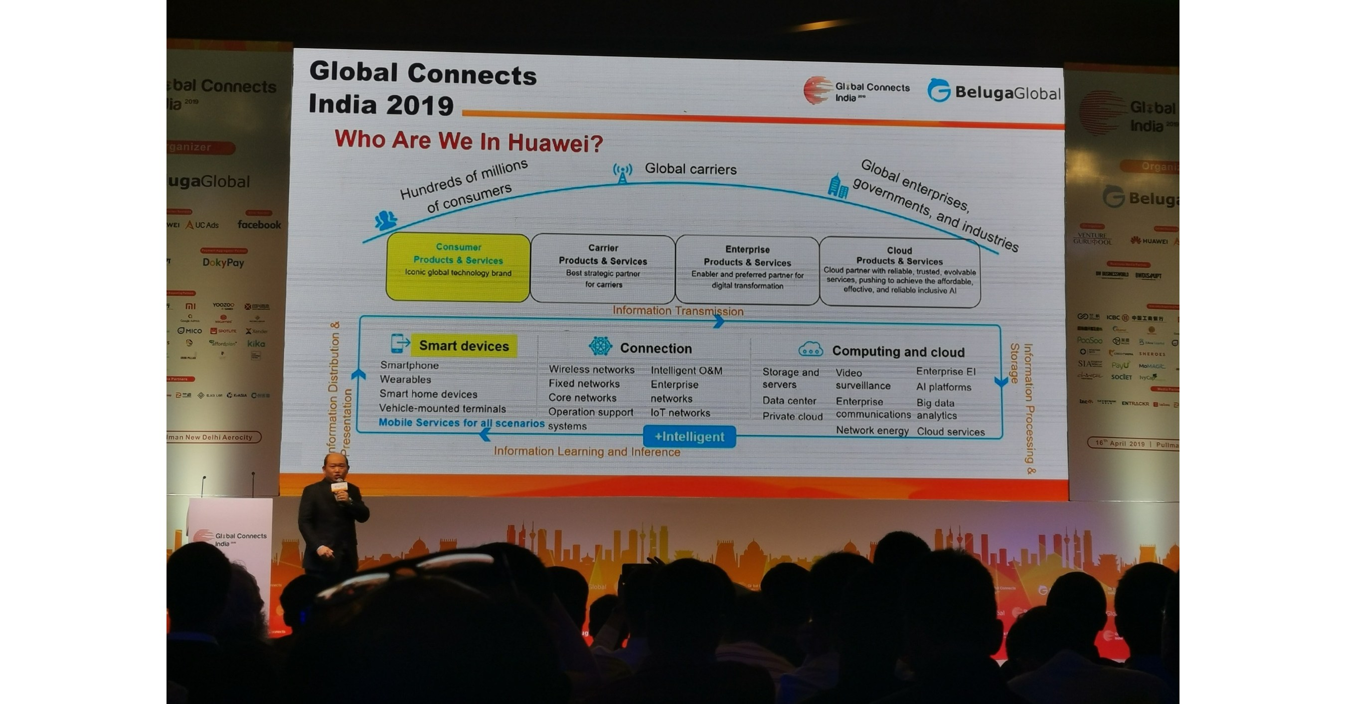 Huawei Mobile Services: Bridging India To Asia Pacific Markets