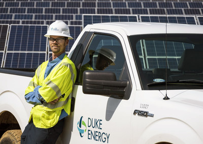 Big day for solar power in North Carolina and South Carolina. Duke Energy will built or purchase 602 megawatts of solar power as part of a competitive bidding process in the Carolinas. The company will build six of the 14 projects - the largest one-day solar announcement in region's history.