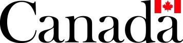 Logo : Gouvernement du Canada (Groupe CNW/Société canadienne d'hypothèques et de logement) (Groupe CNW/Société canadienne d'hypothèques et de logement)