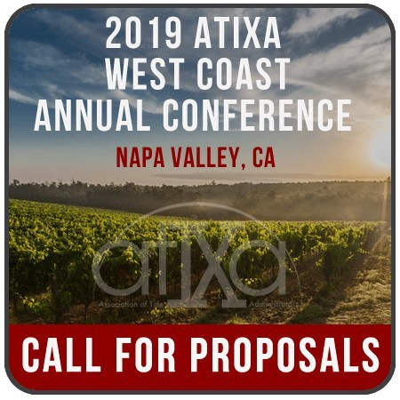 2019 ATIXA West Coast Annual Conference Call for Proposals