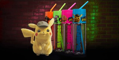"""7-Eleven® stores are teasing the highly anticipated theatrical release of the first-ever live-action Pokémon adventure, """"POKÉMON Detective Pikachu,"""" with dozens of exclusive movie-themed products, shareable photo filters and interactive augmented reality (AR) experiences in the 7-Eleven app."""